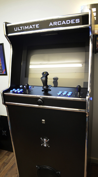 flight stick arcade after burner style
