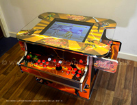 street fighter table
